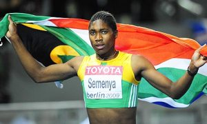 Caster Semenya Returns to Compete; Petition to the International Olympic Committee Regarding Intersex Athletes