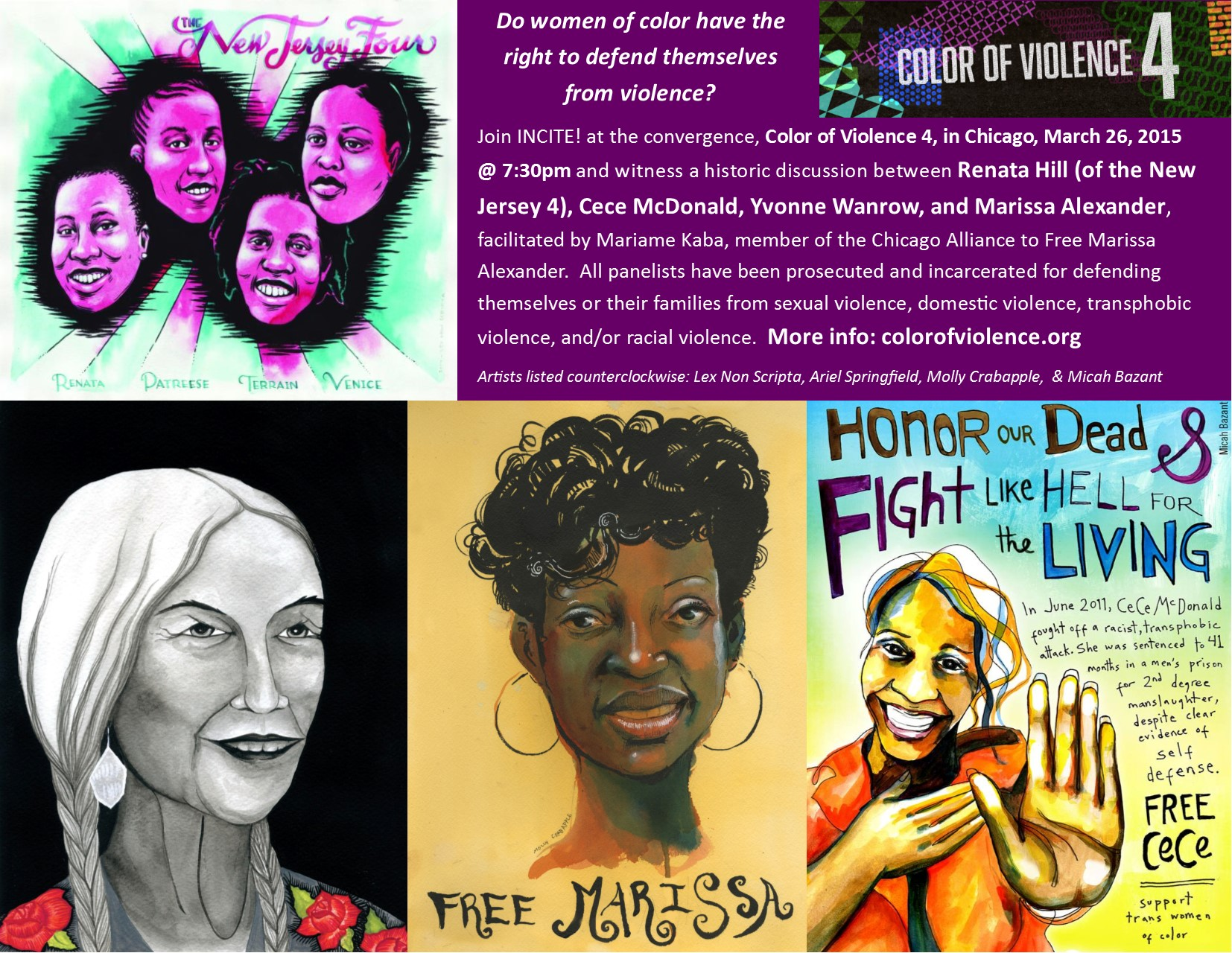 INCITE Women of Color Against Violence